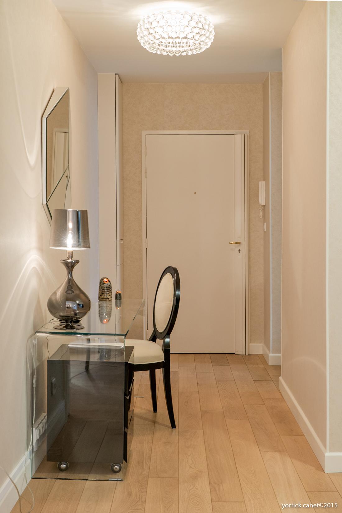 Camaïeu de beige - Appartement au centre ville de Chartres