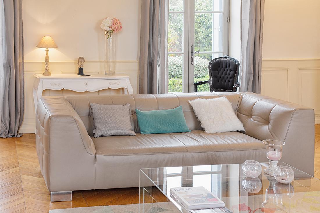 Canapé dans salon