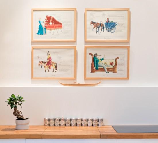 tableaux decoration interieur