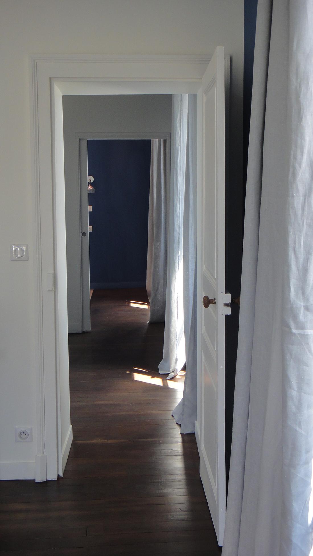 decoration couloir chartres