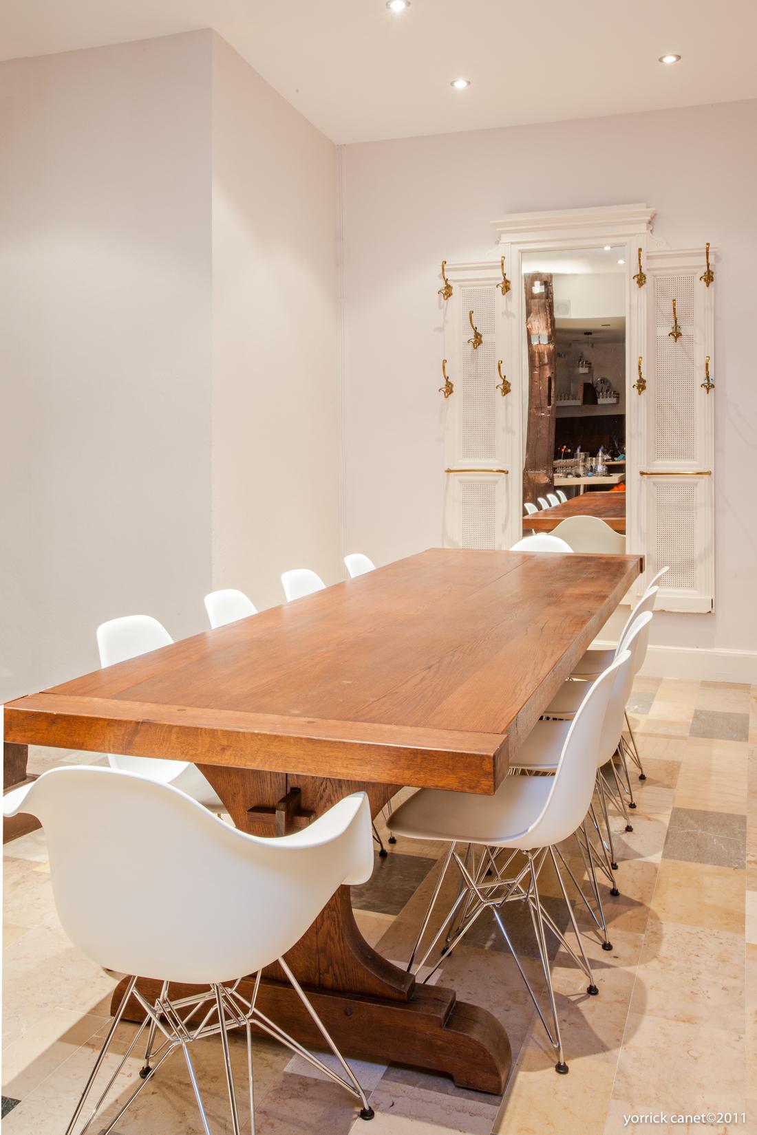 table à manger architecte interieur