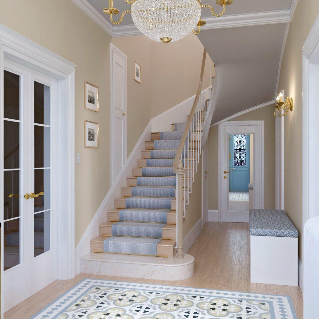 porte escalier chartres